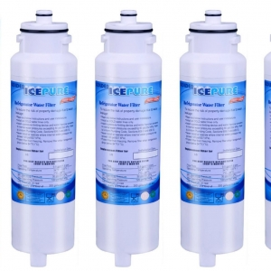 WESTINGHOUSE/ELECTROLUX/3019986720 COMPATIBLE FRIDGE WATER FILTER 4 PACK.