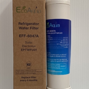 WESTINGHOUSE/ELECTROLUX/807946705/ULX220 COMPATIBLE FRIDGE WATER FILTER 1 PACK.